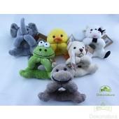 Colección Peluches Mordedores Animalitos