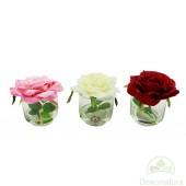 Vasitos Rosas